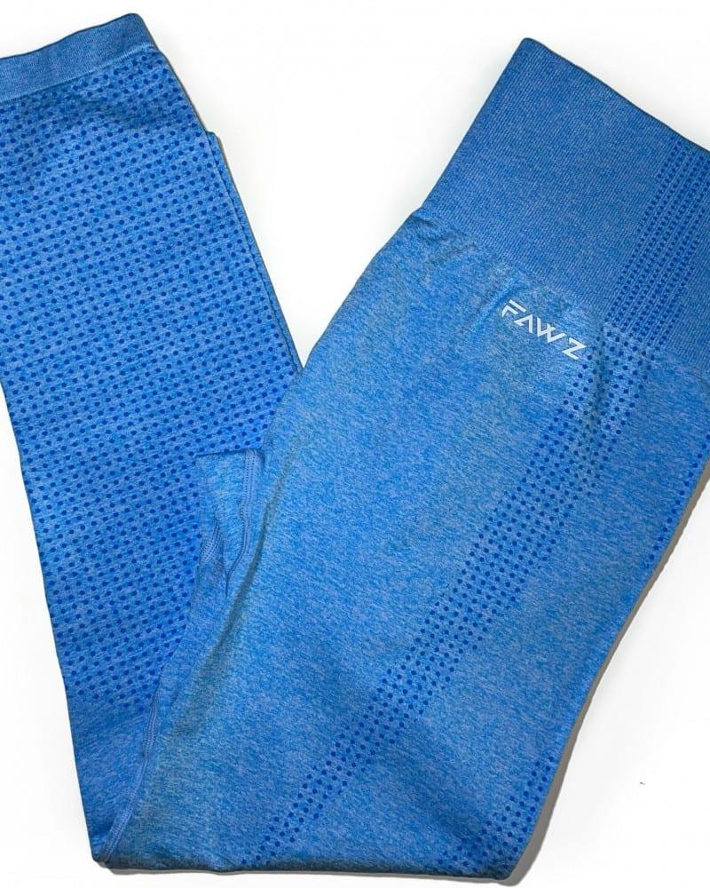 tighytight blue legging fawz clothing