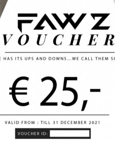 FAWZ giftcard