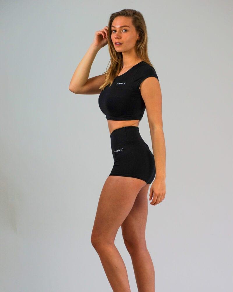 flexy sanne black short